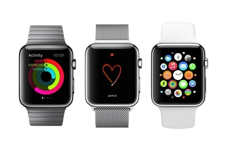 What the Apple Watch Can Teach Us About Social Marketing | MarketingHits | Scoop.it