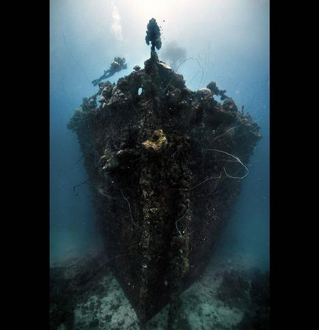 Wreck Diving the Mysterious Ghost Fleet of Truk Lagoon [33 PICS] | UW Photography | Scoop.it