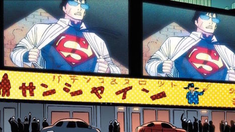 Why Lois Lane Told The World That Clark Kent Is Superman | Research_topic | Scoop.it