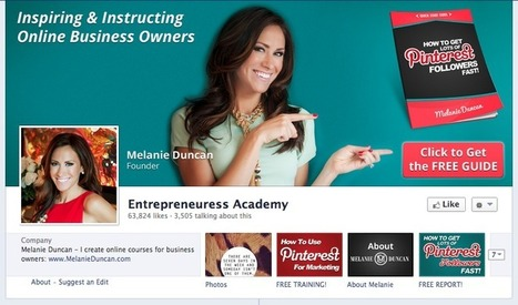 17 Wicked Ways to Use Your Facebook Cover Photo | The Scoop on Voiceover | Scoop.it