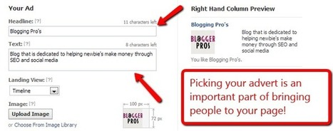 How To Get More Facebook Likes To Your Fan Page   Social Media Tips   Scoop.it