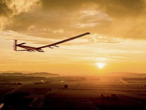 Solar Impulse : plus qu'un tour du monde, un plaidoyer pour l'environnement | les films, grand format ou pas | Scoop.it