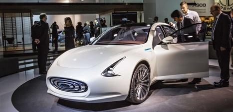 Dans 15 ans : 20% des voitures neuves seront électriques @yomz   694028   Scoop.it