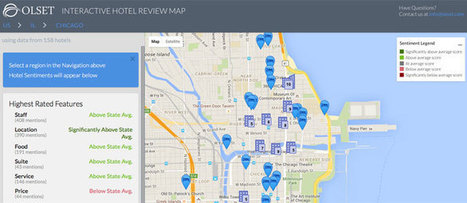 Hotel reviews sentiment map debuts - Tnooz | Tourism Social Media | Scoop.it
