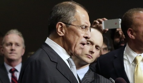 UN resolution on Syria consistent with Russia-US Geneva accords - Lavrov | Business Video Directory | Scoop.it
