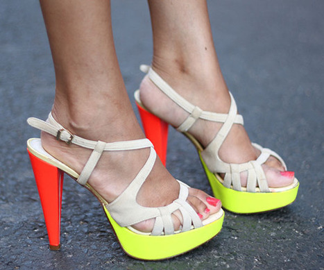 Our Top 10 Fashion Blogger Shoe Posts for August 2013 — Part 1 | Fashion blogger style | Scoop.it