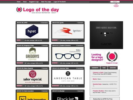 Indispensable Tips for The Consummate Logo Design | Team Mango Media | Website Design | Scoop.it