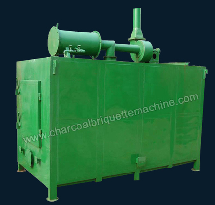 Carbonization Furnace for Coconut Shell Charcoal/Wood Charcoal/BBQ Charcoal Briquette | charcoal briquette making | Scoop.it