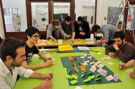 MakeSense, l'innovation des jeunes au secours des grandes entreprises | Incubation | Scoop.it