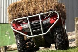 Death adds to swelling quad bike toll - The Southland Times | Farm Safety | Scoop.it