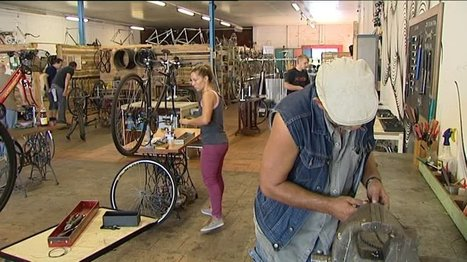 Txirrind'ola, l'atelier participatif qui redonne une seconde vie aux vélos - France 3 Aquitaine | BABinfo Pays Basque | Scoop.it