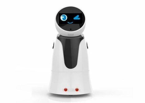 Smart Conversational Robots : smart robots | Mobile Technology | Scoop.it