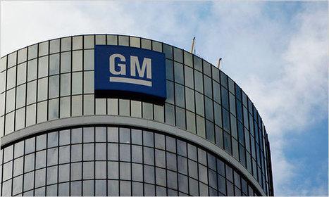 GM aspira producir 40 mil vehículos - Decifrado   Autos   Scoop.it