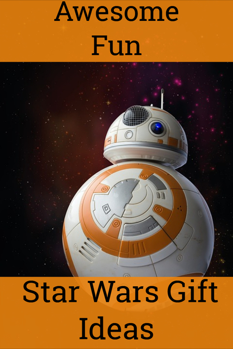 Top 10 Star Wars Gifts 2016 - Great Gift Ideas | Home and Garden | Scoop.it