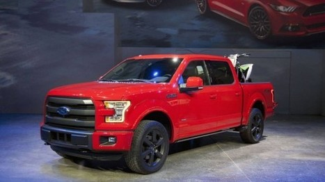 Ford al Salone di Detroit 2014: tutte le novità esposte al NAIAS ... | Ford Roma | Scoop.it
