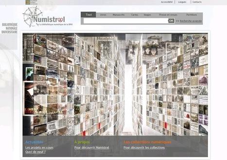 Numistral, la bibliothèque numérique de la Bibliothèque Nationale ... | Services innovants | Scoop.it