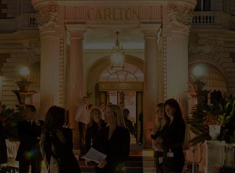Hôtel Intercontinental Carlton Cannes | InterContinental Carlton Cannes | Scoop.it