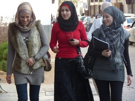 In Middle East, Women's Labour Half of Global Levels — Global Issues | Global Insights | Scoop.it