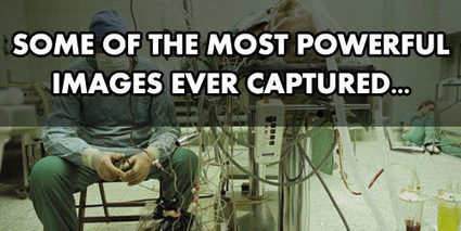 Really powerful images… | An Eye on New Media | Scoop.it