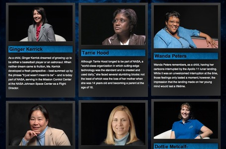 Women@NASA | Voices in the Feminine - Digital Delights | Scoop.it