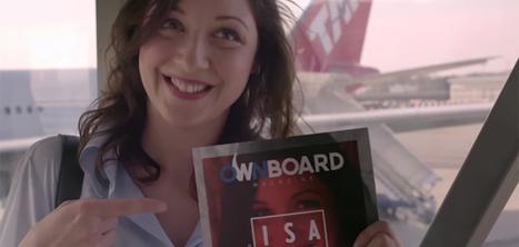 Une compagnie aérienne crée un magazine dont le contenu s'adapte à chaque voyageur | Médias sociaux et tourisme | Scoop.it