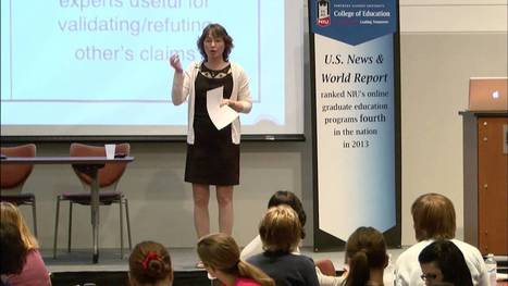 Dr. Julie Coiro NIU Literacy Conference 2013 | writting | Scoop.it