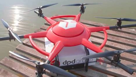 Seur presenta en París un dron de reparto para paquetes de hasta tres kilos   Managing Technology and Talent for Learning & Innovation   Scoop.it