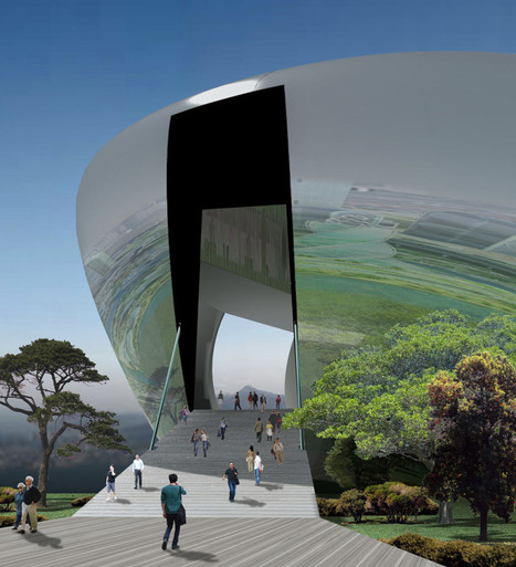 lacoste + stevenson architects: busan opera house | Rendons visibles l'architecture et les architectes | Scoop.it