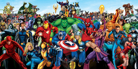 News Briefs: Marvel Wants to Develop Many More TV Superheroes | Modern Marvel Films | Scoop.it