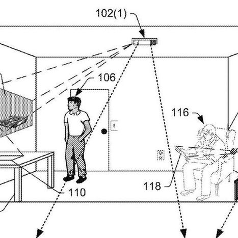 Amazon Has Plans for Headset Free Augmented Reality to Transform Your Home | Digital Creativity & Transmedia | Scoop.it