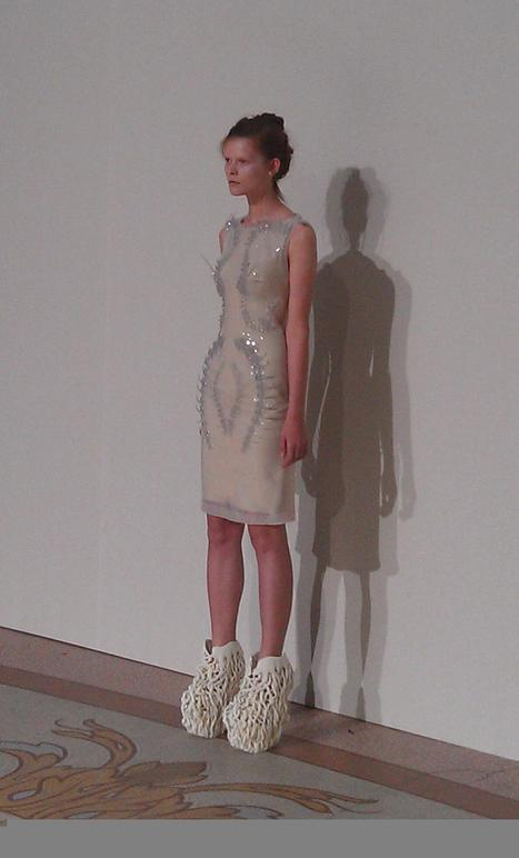3D printing technology goes from clinic to catwalk - Financial Mirror | Peer2Politics | Scoop.it