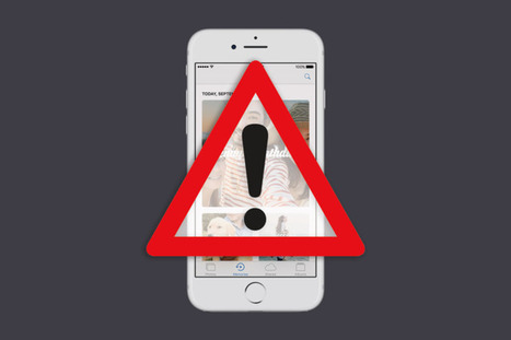 Security Warning: Update Your iPhone's iOS Now. Like, Right Now. | Tech Check | Scoop.it