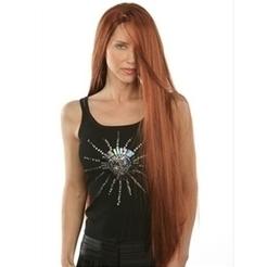 Information about long wigs | Carla Kay | Scoop.it