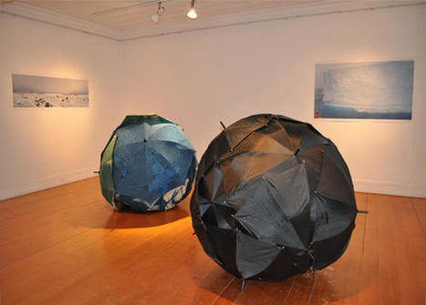 Lorraine Beaulieu et ses «CLIMATS DE FRAGILITÉ» (mars 2010). Galerie d'art du Parc (Trois-Rivières) | Arts, New Media and Earth-Space Projects | Scoop.it