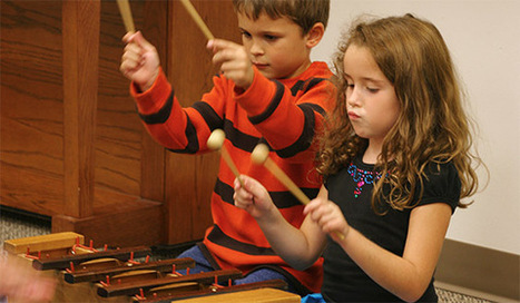 Study: Two Years of Music Education Improves Reading, Speech – National Association for Music Education (NAfME) | Early Childhood and Leadership Inspiration | Scoop.it