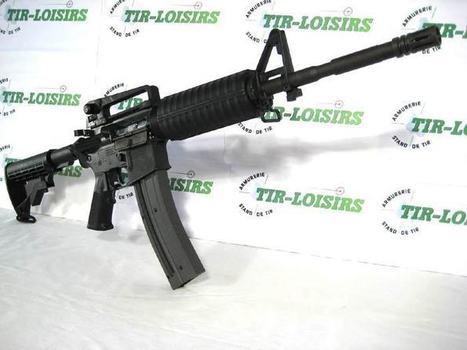 22LR, Carabine en 22LR | Armurerie | Scoop.it