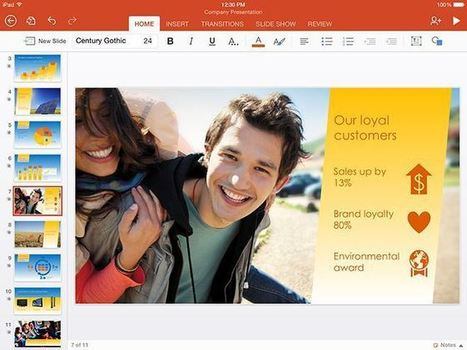 FREE Microsoft's Office for iPad, iPhone and Android   A Rich Selection Of The Latest News www.canbeweird.com   Scoop.it