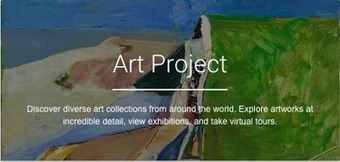 Take Virtual Tours Into Different Museums and Exhibitions Using Google Cultural Institute ~ EdTech & MLearning | 3D animation transmedia | Scoop.it