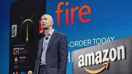 Amazon Takes On Apple With 'Fire' Smartphone | AANVE! |Website Designing Company in Delhi-India,SEO Services Company Delhi | Scoop.it