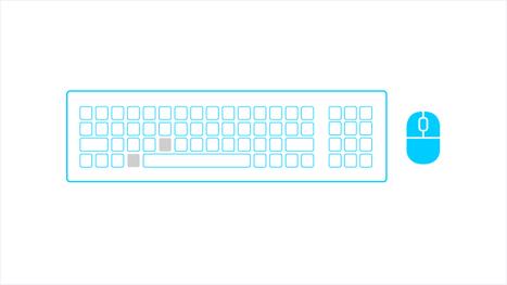 Les raccourcis clavier Windows 8 | Je, tu, il... nous ! | Scoop.it