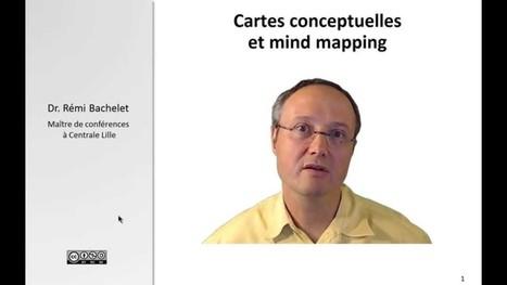 Cartes conceptuelles et mind mapping 1/6 | Mind Mapping (et autres techniques similaires) | Scoop.it