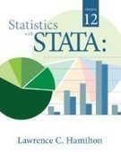 Statistics with STATA: Version 12, 8th Edition - Free eBook Share | econometrics | Scoop.it