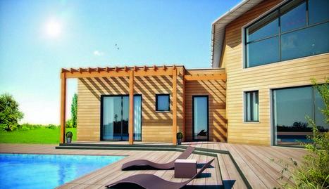 Actu bâtiment / Jardin : Imprégnant : une protection bois contre les UV et les intempéries | Conseil construction de maison | Scoop.it