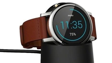 IFA 2015 - El nuevo reloj Moto 360 llega en dos tamaños y varias versiones   Vero Ponce   Scoop.it