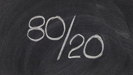 The 80:20 Of Assessment … - TrainingZone.co.uk (blog) | Assessment for Learning | Scoop.it