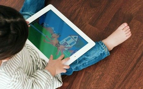 Toddlers becoming so addicted to iPads they require therapy - Telegraph | Digital Citizenship Today | Scoop.it