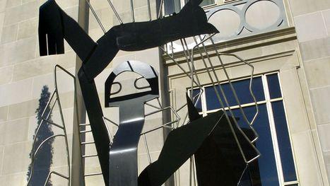 Gassenheimer sculpture one of her darker works - Montgomery Advertiser   Metal Art   Scoop.it