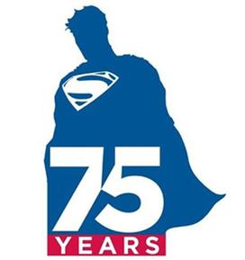 DC Comics y Warner Bross muestran el logo del 75 aniversario de ... - El Norte de Castilla | Movies, TV, Books, Comics, Games | Scoop.it