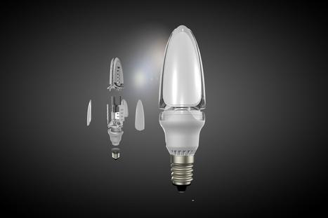 Les LED s'installent dans l'éclairage européen | Infos Energie | Scoop.it