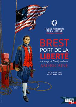 Brest, port de la Liberté au temps de l'indépendance américaine - exposition | questions d'éducation | Scoop.it
